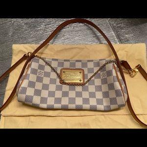 Louis Vuitton 100% Authentic Eva Crossbody bag